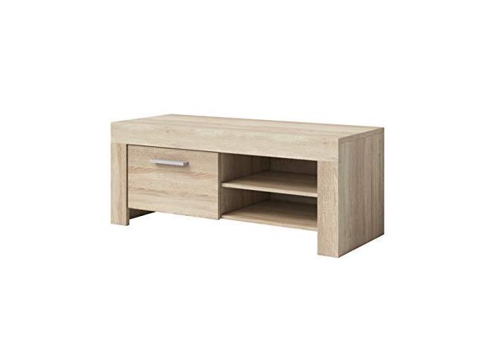 TV Unit Cabinet Stand Rome Light oak (Sonoma) 120 cm - 1