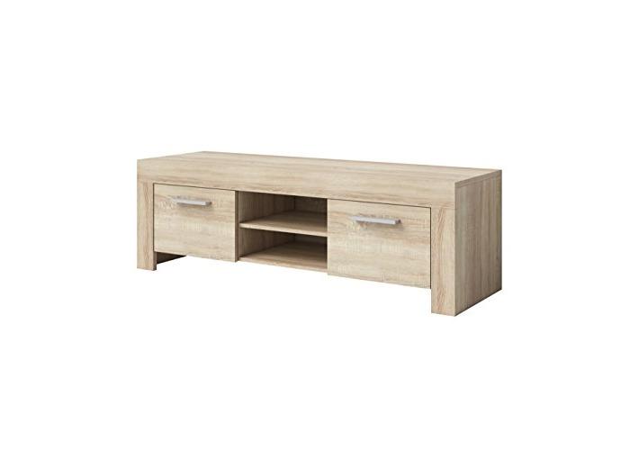 TV Unit Cabinet Stand Rome Light oak (Sonoma) 160 cm - 1