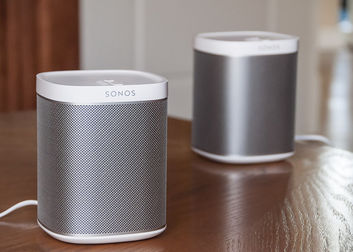 Two SONOS PLAY:1 Speakers - 1