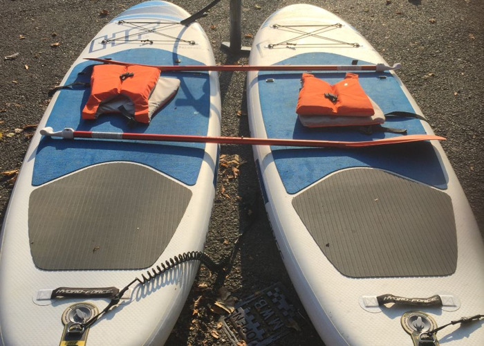 Two Stand up Paddle boards (SUP) - 1