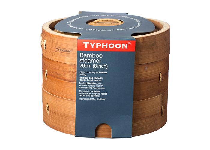Typhoon Bamboo Steamer 8 Inch - 2