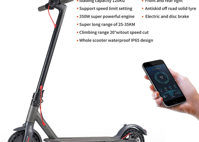 Tyway Electric Scooter - 2