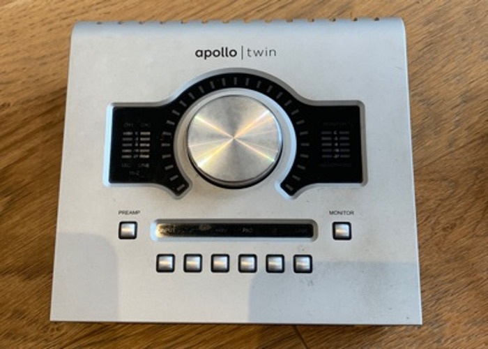 UAD Apollo Twin, with Thunderbolt Cable - 2