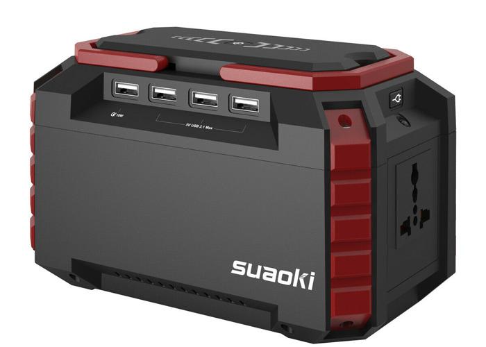UK Plug Port External Battery Power Bank 150Wh - 1