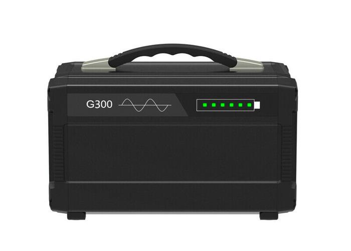 UK Plug Port External Battery Power Bank 300Wh - 1