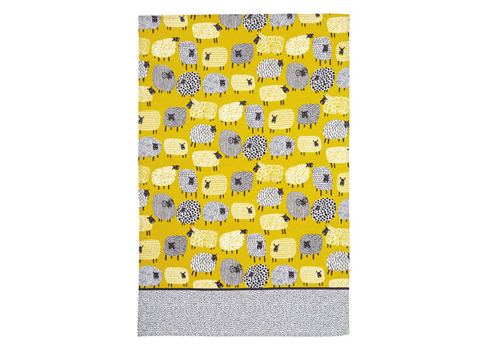 Ulster Weavers Dotty Sheep Tea Towel - 1