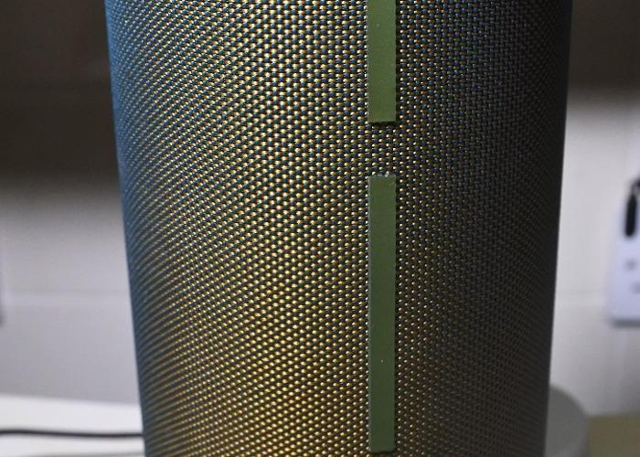 Ultimate Ears MEGABOOM 3 Wireless Bluetooth Speaker - Forest Green + Charging Dock + Case - 2