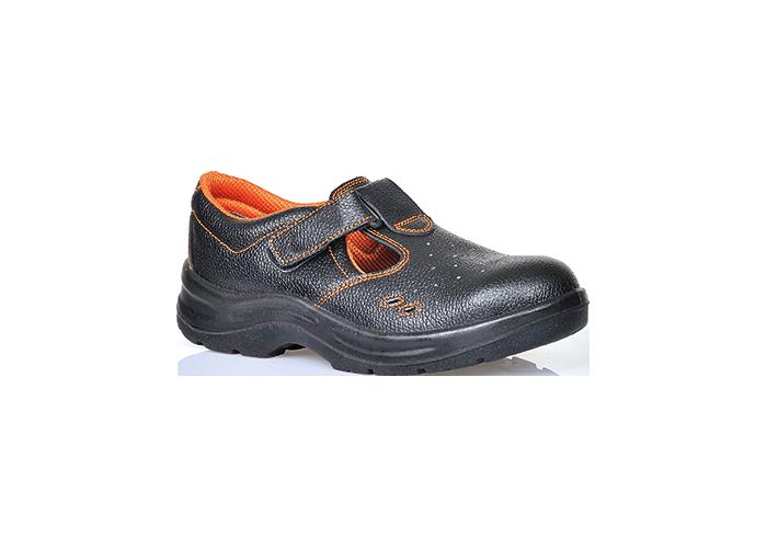 Ultra Safety Sandal  S1P  38/5  Black  38  R - 1
