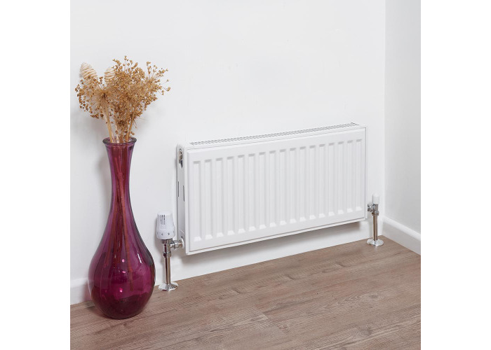 Ultraheat Compact 4 HF Double Panel, Single Convector Radiator (700mm Height) | 700mm x 1800mm - 2