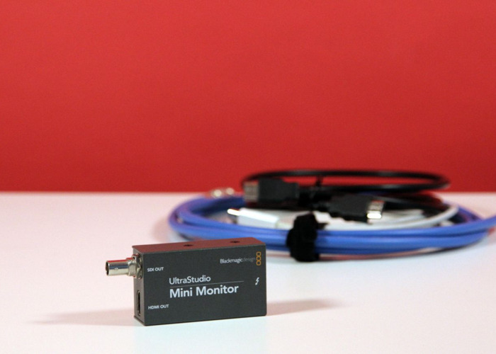 UltraStudio Mini Monitor - 1