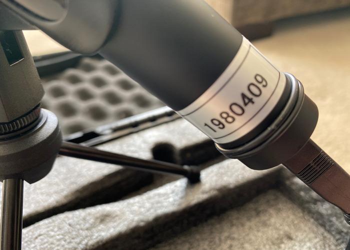 UMM-6 USB Measurement Microphone - 2