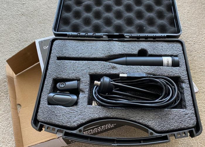 UMM-6 USB Measurement Microphone - 1