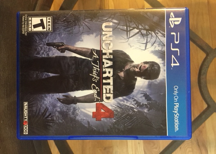 Uncharted 4: A Thief's End - PlayStation 4 - 1