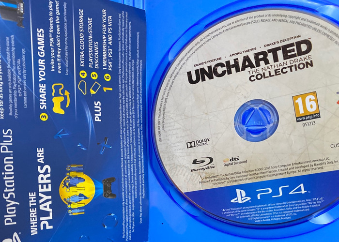 Uncharted: Nathan Drake Collection for PS4 - 2
