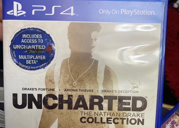 Uncharted: Nathan Drake Collection for PS4 - 1