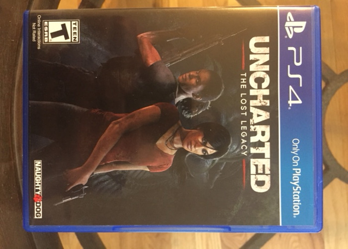 Uncharted: The Lost Legacy - PlayStation 4 - 1