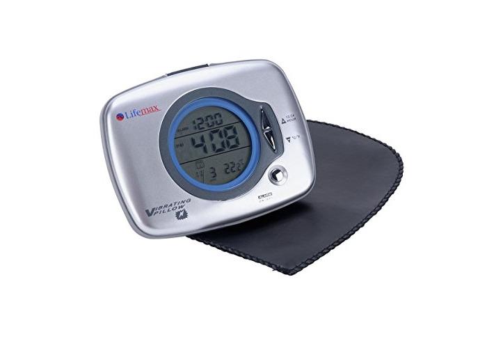 Under Pillow Vibration Alarm Clock - 1