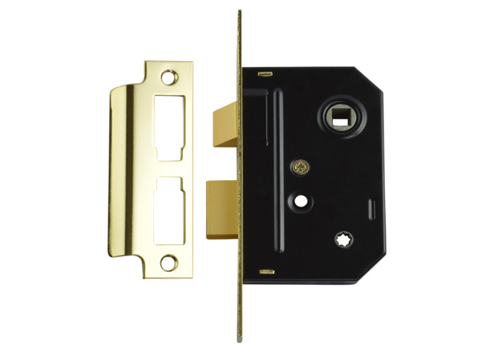 UNION 2294 Mortice Bathroom Lock - 64mm PL  - 1