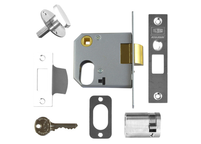 UNION 2332 Oval Nightlatch Case - 76mm SC  - 1
