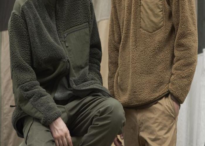 UNIQLO x Engineed Garments Fleece (M) - 2