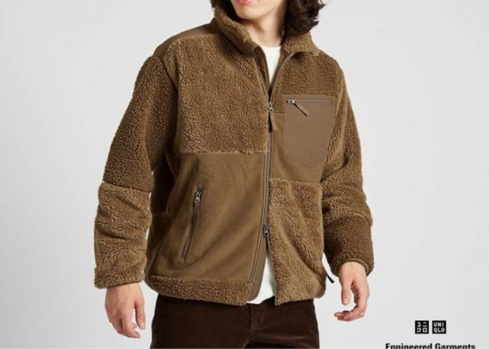 UNIQLO x Engineed Garments Fleece (M) - 1