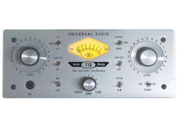 Universal Audio 710 Twin-Finity - 1