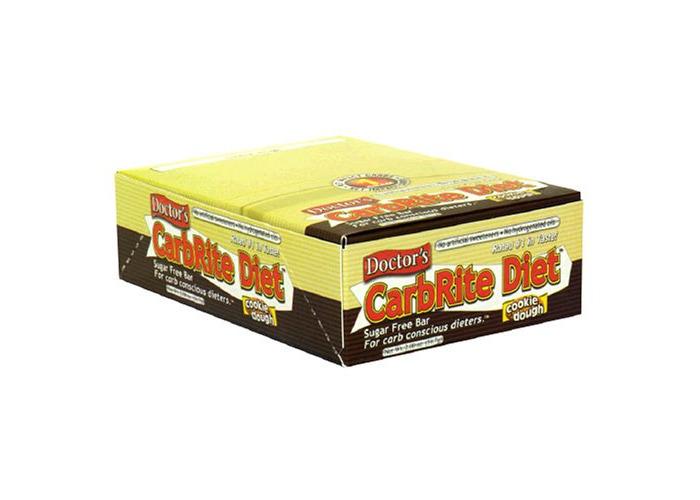 Universal Nutrition Carbrite Diet Bar (12x56g) Cookie Dough, 12 Bars - 2