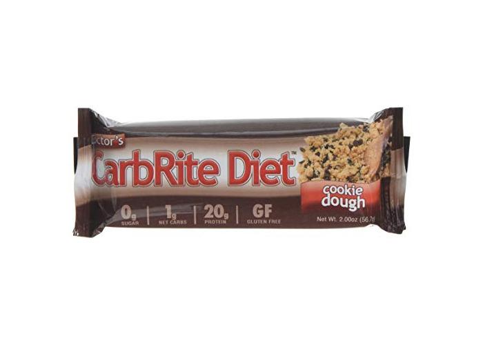 Universal Nutrition Carbrite Diet Bar (12x56g) Cookie Dough, 12 Bars - 1