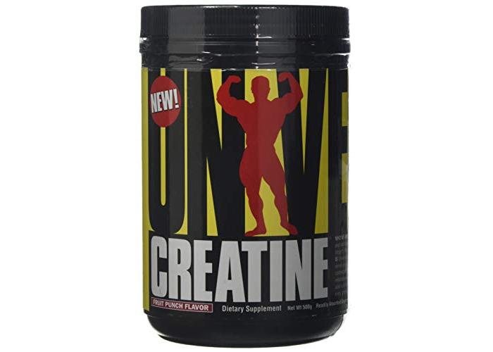 Universal Nutrition Creatine Powder, 500 g, Fruit Punch - 1