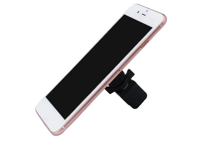 Universal Strong Magnetic 360 Degree Rotation Car Mount Air Vent Phone Holder Stand for Mobile Phone - 2