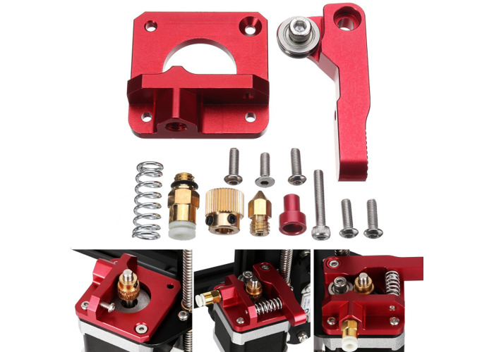 Upgrade Long-Distance Remote Metal Extruder Kit For Creality CR-10 3D Printer - 1