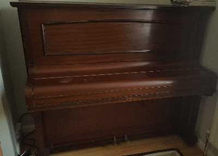 Upright Piano - 1