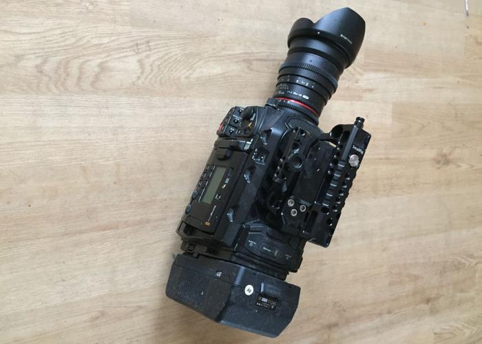 URSA Mini Pro 4.6k and Set of Samyang Cine Lenses - 2