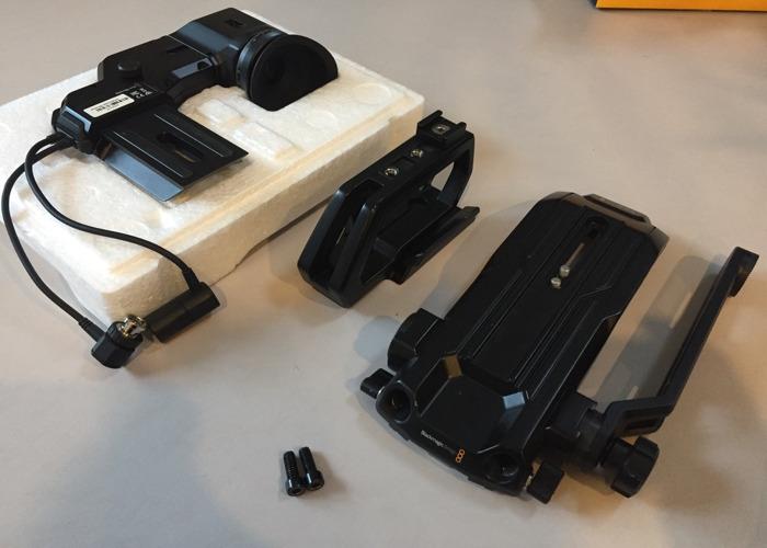Ursa Mini Shoulder kit + EVF - 1