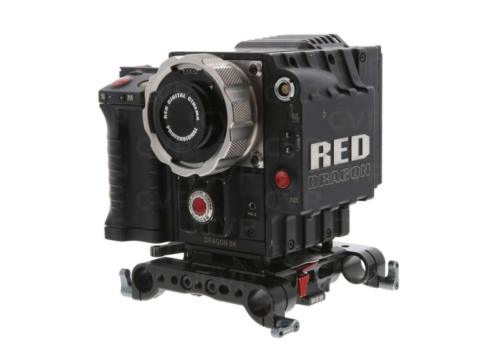 Used RED EPIC-X DRAGON Kit - 2