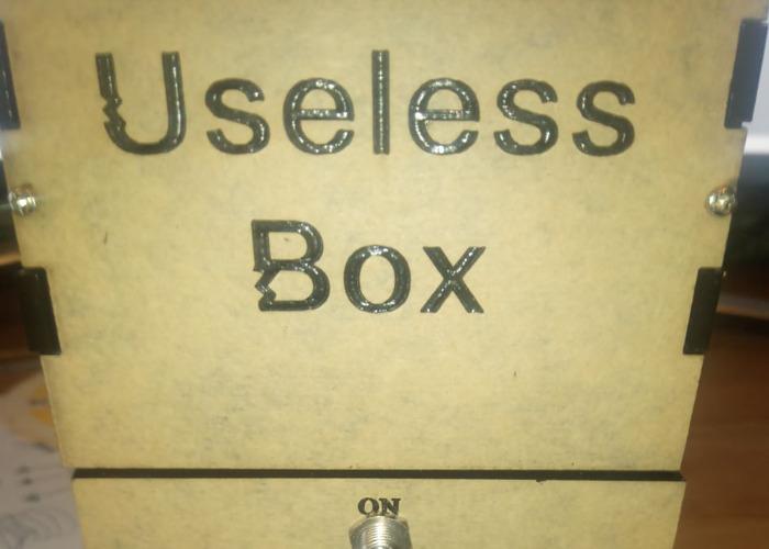 Useless Box - 1