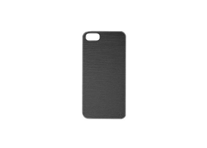 UUnique iPhone 5 micro-line Hardshell Case Black - 1