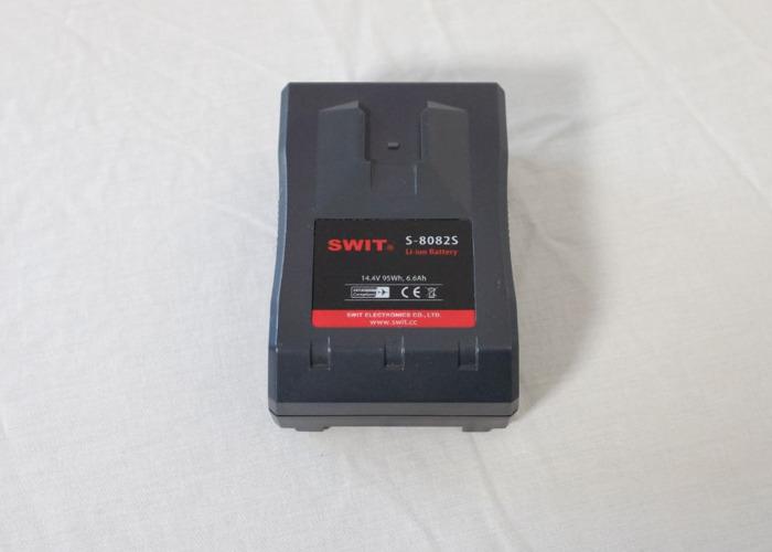 V Lock Battery, Swit V Lock, 95wh with D-Tap - 1