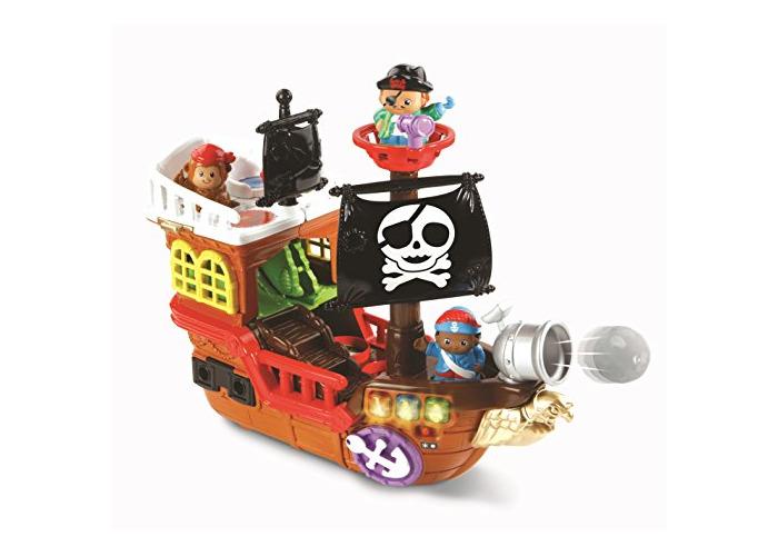 V Tech TTC 2 in 1 Super Pirate Boat - 1