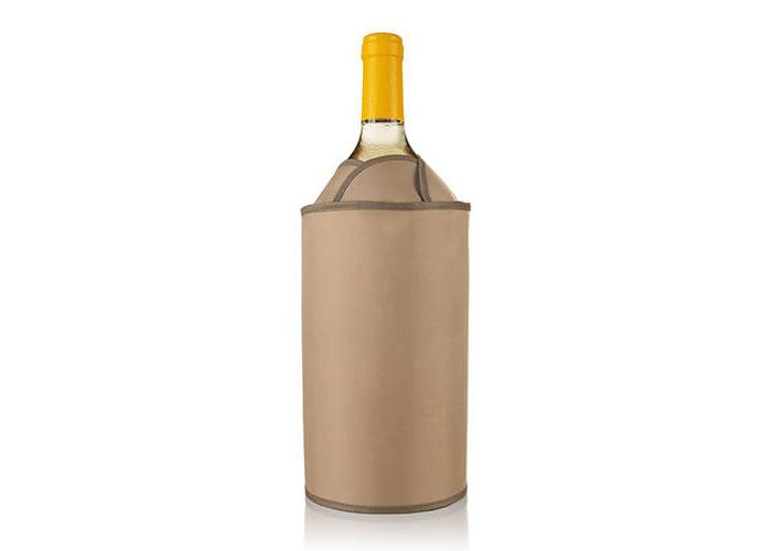 Vacu Vin Active Cooler Wine Tulip Brown - 1