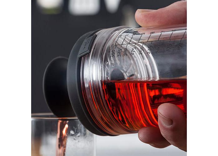 Vacu Vin Cocktail Shaker, Colour: Grey - 2