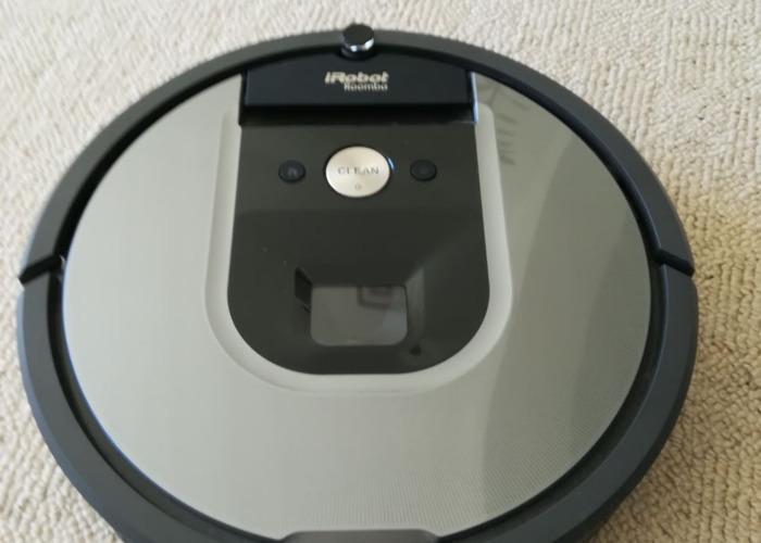 Vacuum irobot Roomba 960  - 1
