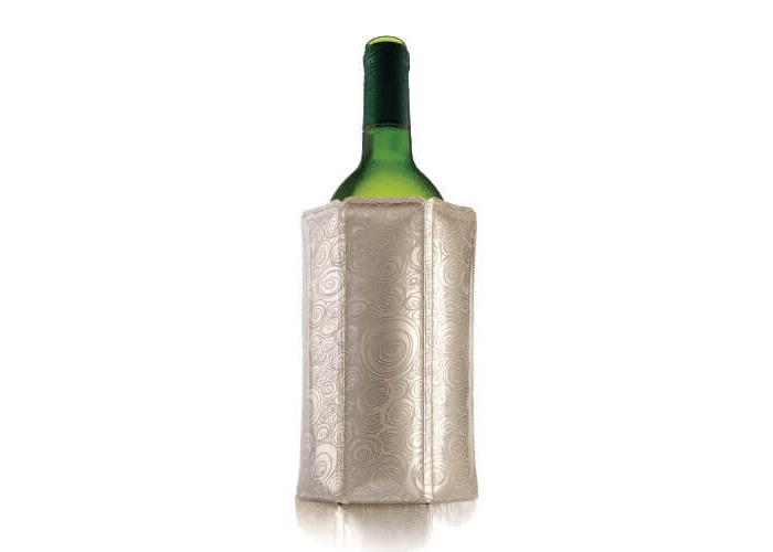 VACUVIN Rinfrescatore fl vino platinum Accessori per il tempo libero - 1