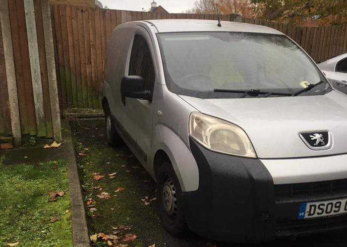 Van for hire - 1
