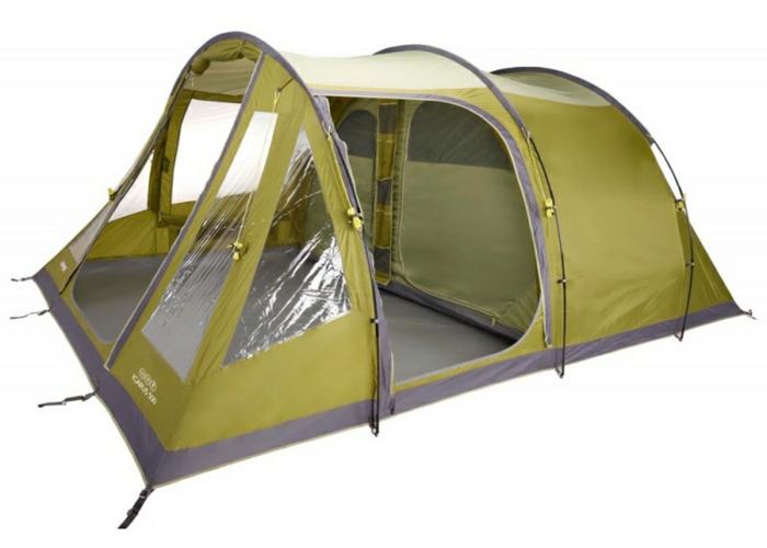 Vango Icarus 500, 5 man tent  - 1
