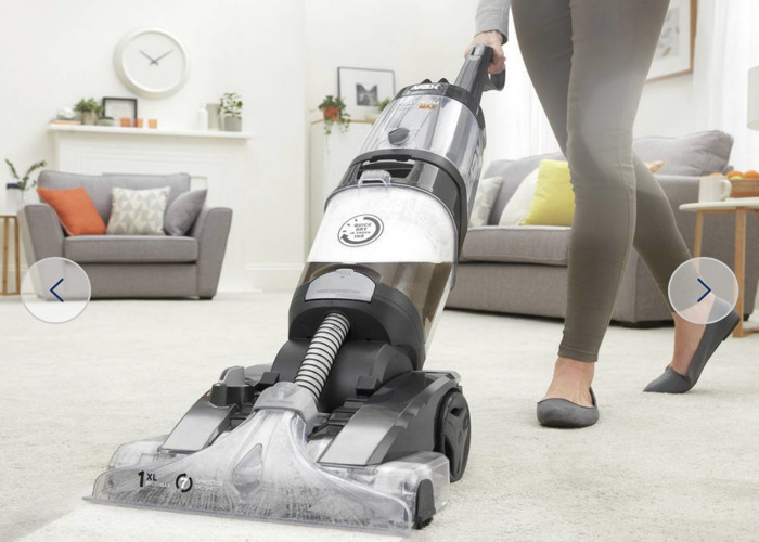 Vax platinum carpet cleaner - 2