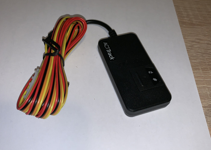 Vehicle tracking system - including all data costs - 1