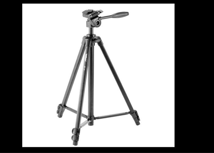 Velbon EF-41 Camera Tripod - Black - 1