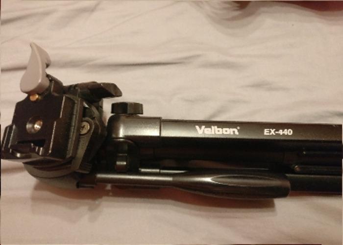 Velbon EX-440 Tripod - 1