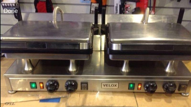 Velox panini press - 1